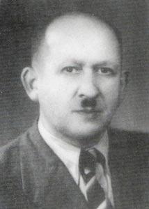 Michał Vogt (1901-1971) - mistrz piekarski i cukierniczy.