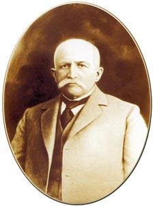 Tomasz Vogt (1865-1926) - mistrz piekarski.